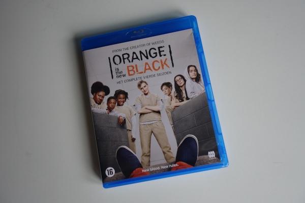 'Orange is the New Black' (S4) Cover