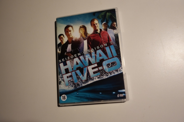 'Hawaii Five-O' (S7) Cover