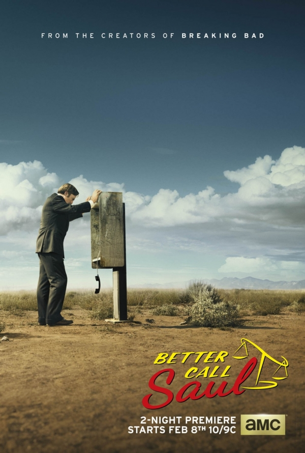 'Better Call Saul' S1 poster 2