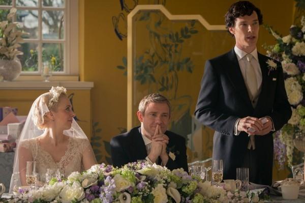 Sherlock Series 3 'Sherlock & Watson' #4