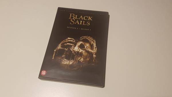 'Black Sails' S4 Cover