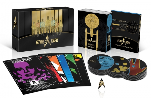 'Star Trek 50th Anniversary Collection' box