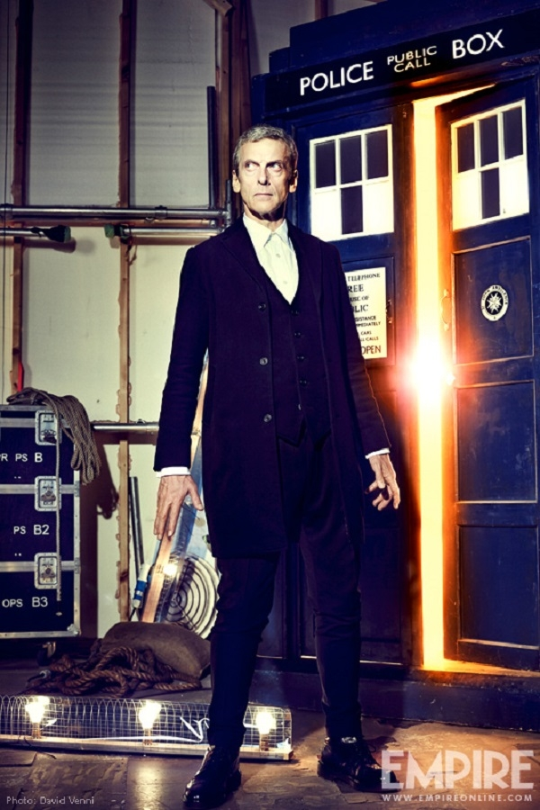 Doctor Who foto