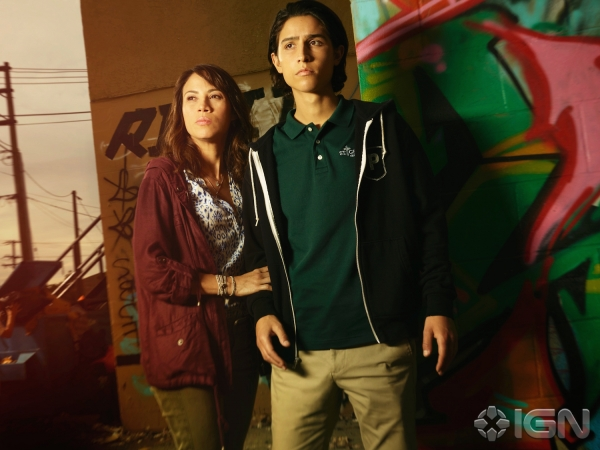 'Fear the Walking Dead' S1 foto2