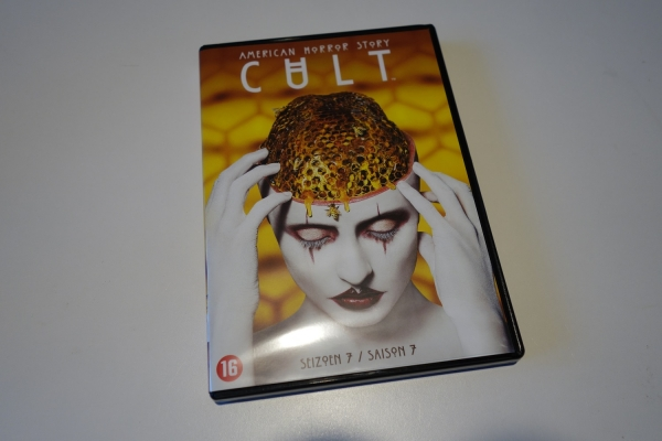 'American Horror Story: Cult' cover