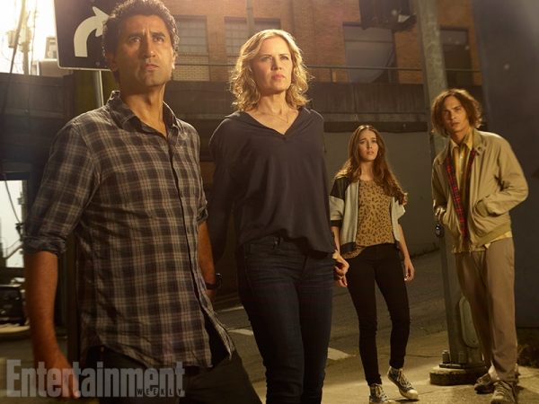 'Fear the Walking Dead' S1 foto1