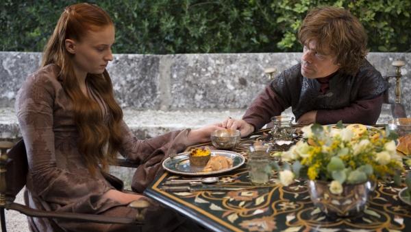 'Game of Thrones' S04 - Sansa & Tyrion