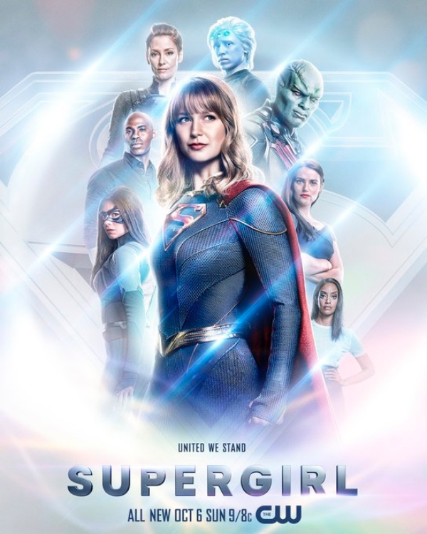Supergirl s5 poster