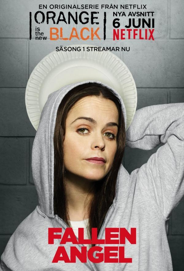 Poster 7 'Orange Is the New Black' seizoen 2