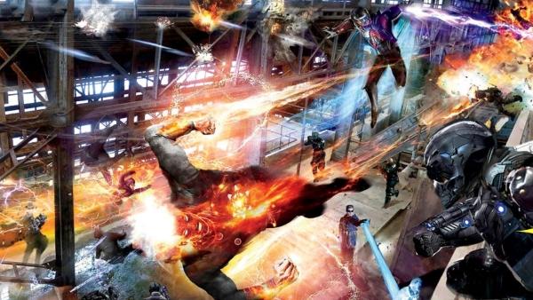 Legends of Tomorrow concept art