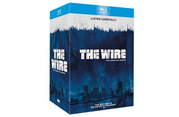 'The Wire' Blu-Ray box