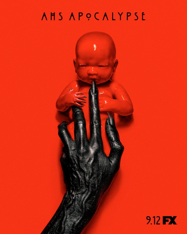 'American Horror Story' poster
