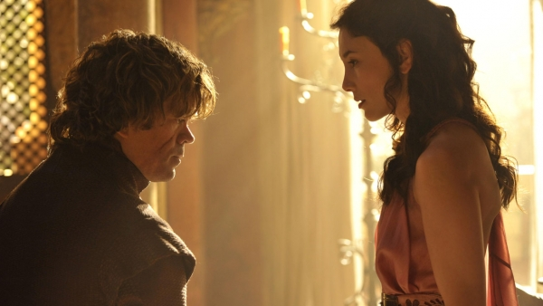 'Game of Thrones' S04 - Tyrion & Shae