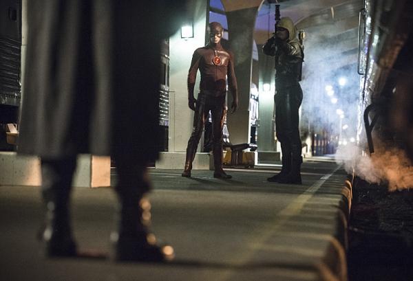 'The Flash' / 'Arrow' cross-over foto 4