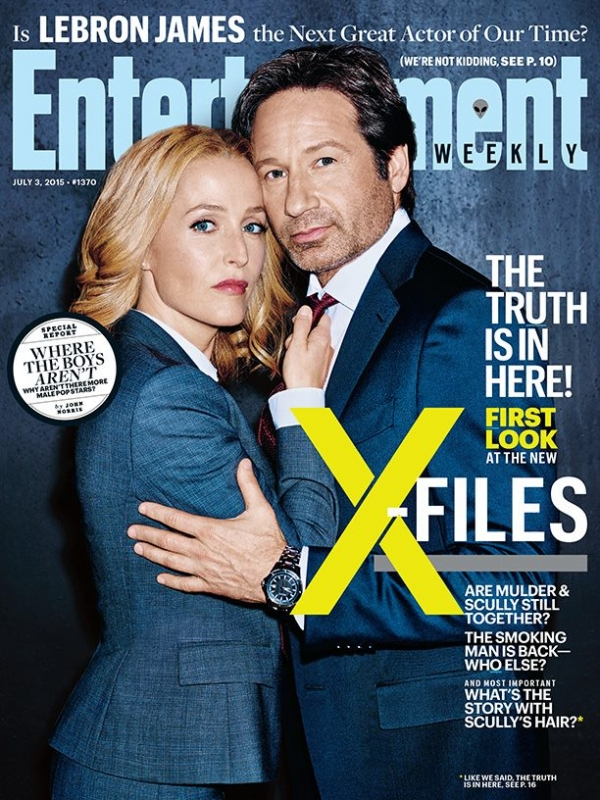 The X-files revival foto #1