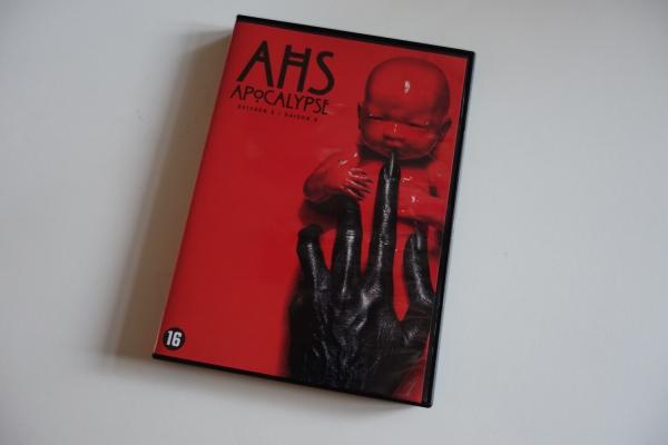 'AHS: Apocalypse' cover