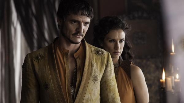 'Game of Thrones' S04 - Oberyn & Ellaria