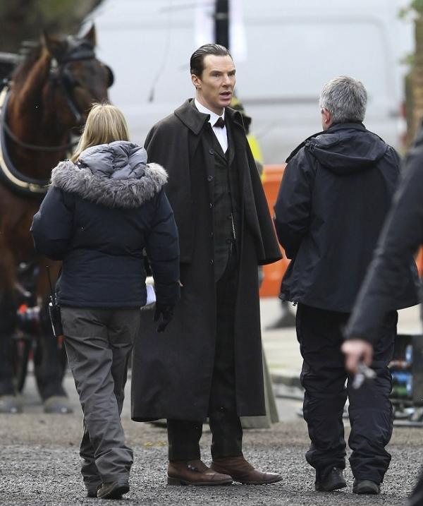 'Sherlock' Special foto 2