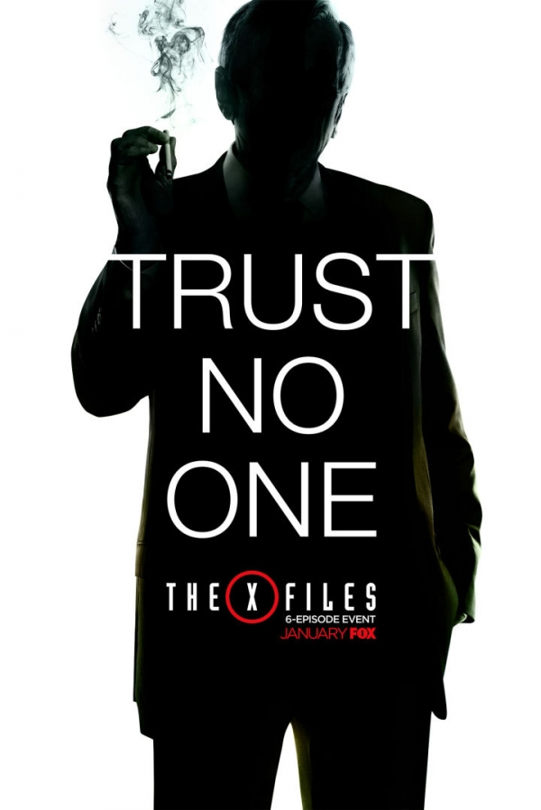 'The X-Files' S10 poster