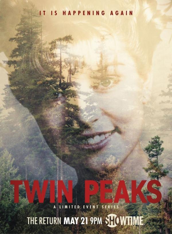 Posters Twin Peaks Terugkeer Serietotaalnl