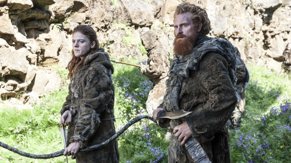 'Game of Thrones' S04 - Ygritte & Tormund