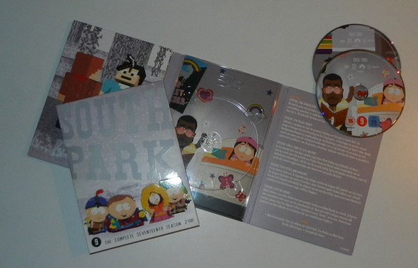 'South Park' Dvd review
