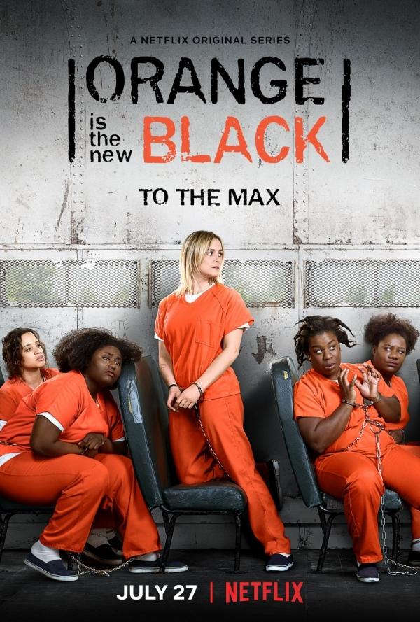 'Orange is the New Black' S6 poster