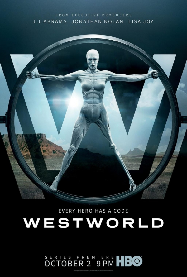 'Westworld' S1 poster