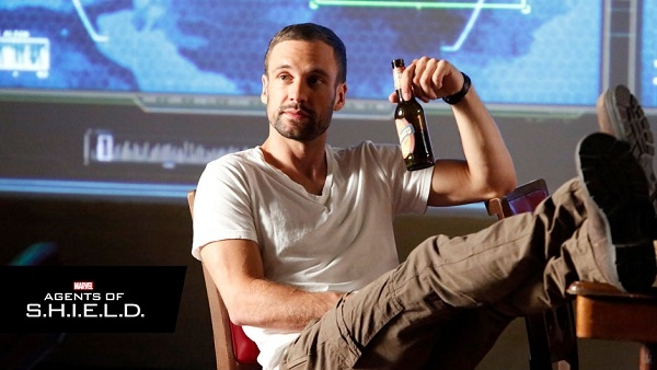 Marvel's Agents of SHIELD Nick Blood