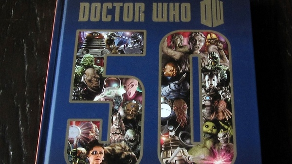 Boekrecensie 'Doctor Who: Essential Guide' #5