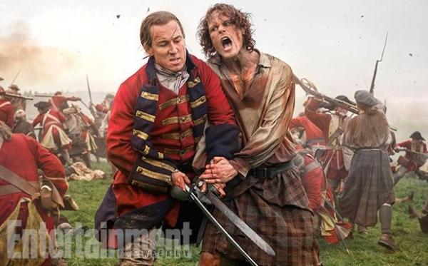 'Outlander' S3 foto