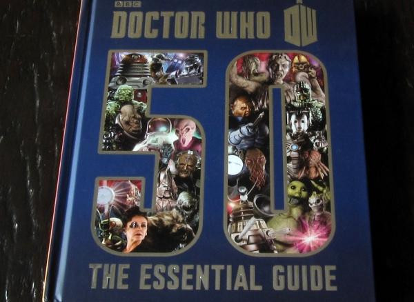 Boekrecensie 'Doctor Who: Essential Guide' #2