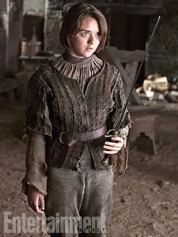 'Game of Thrones' S04 - Arya