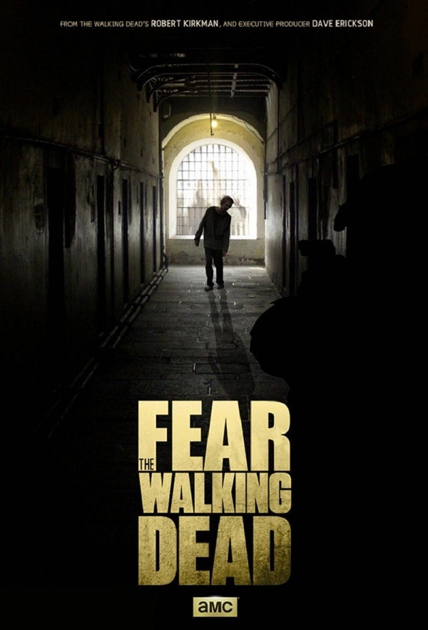 'Fear the Walking Dead' S1 poster