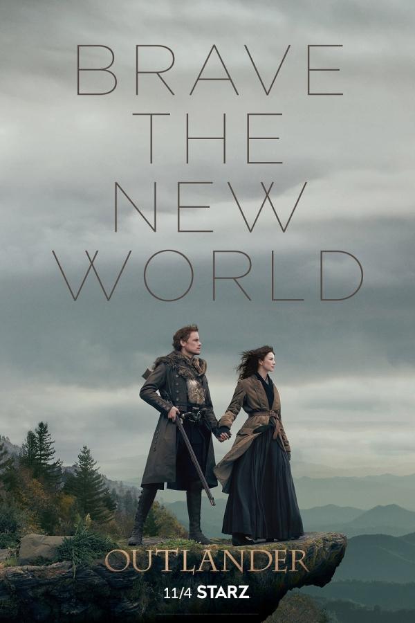 'Outlander' S4 poster