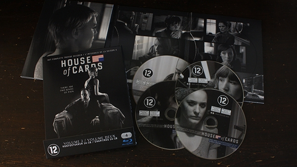 House of Cards S02 Blu-ray #2