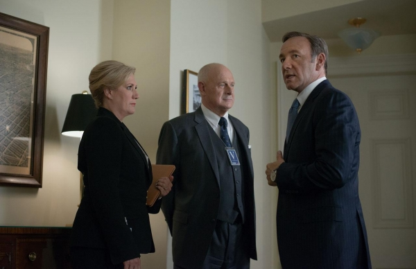 'House of Cards' S02 Foto #15