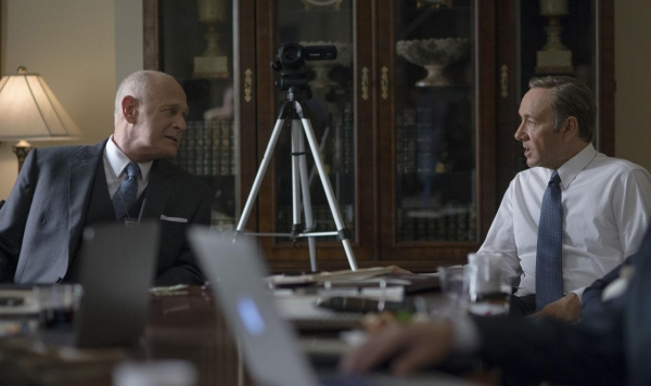 'House of Cards' S02 Foto #3