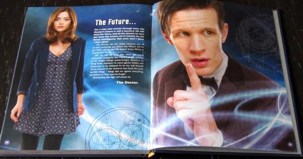 Boekrecensie 'Doctor Who: Essential Guide' #4