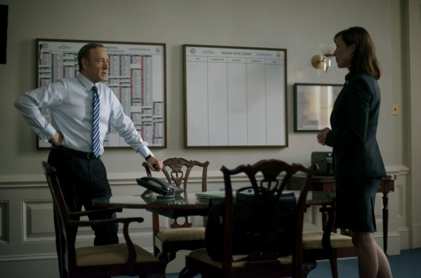 'House of Cards' S02 Foto #14