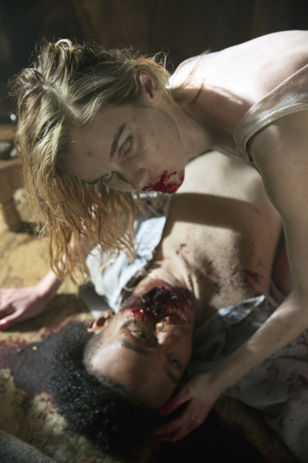 Fear the Walking Dead zombie #1