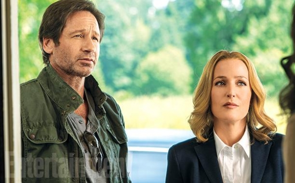 The X-files revival foto #2