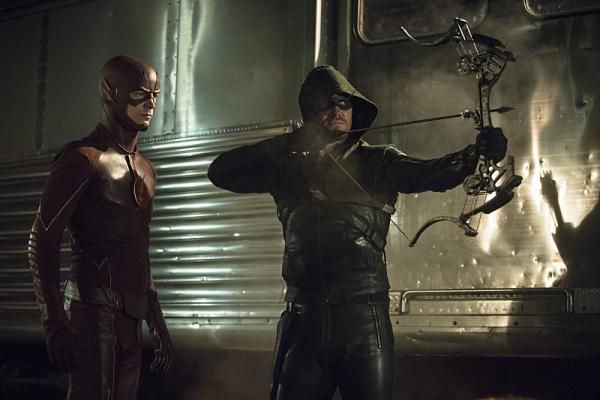 'The Flash' / 'Arrow' cross-over foto 3