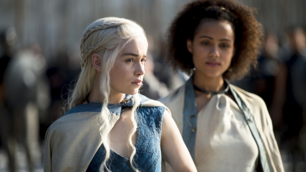 'Game of Thrones' S04 - Daenerys & Missandei