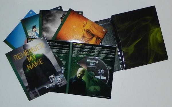 Packshot 'Breaking Bad' - The Complete Series