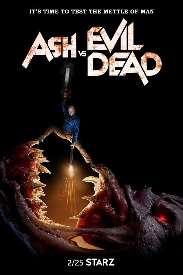 'Ash vs Evil Dead' (S3) Poster