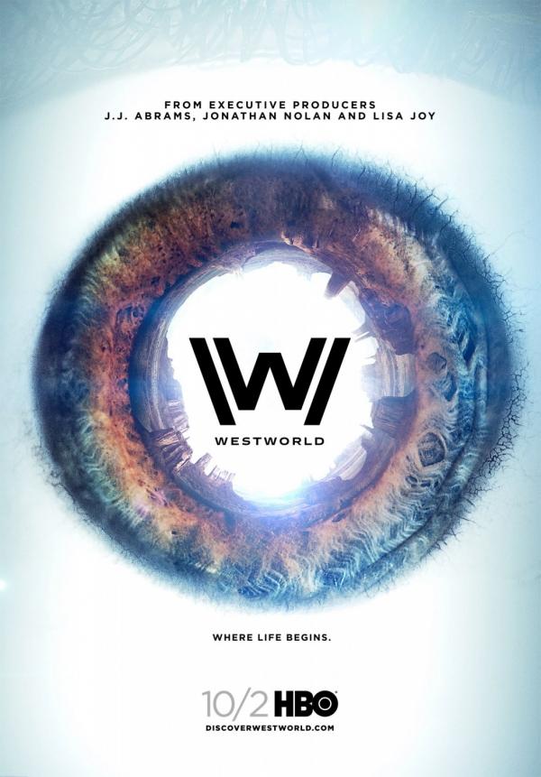 'Westworld' poster