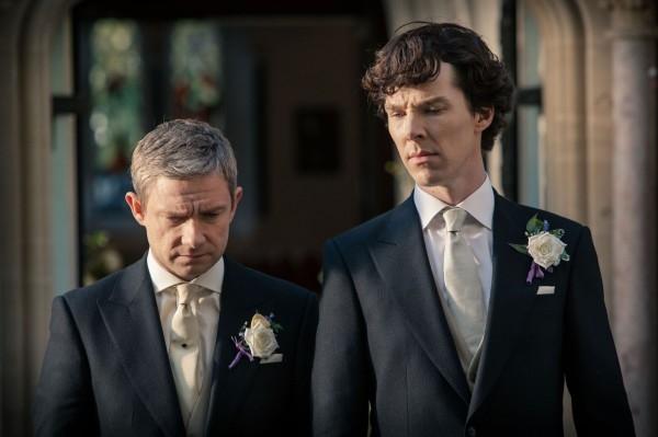 Sherlock Series 3 'Sherlock & Watson' #3