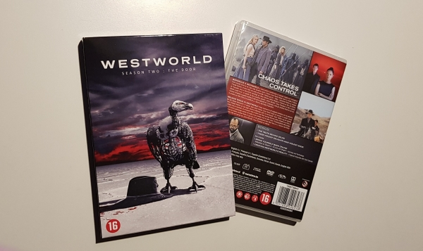 'Westworld' S2 cover