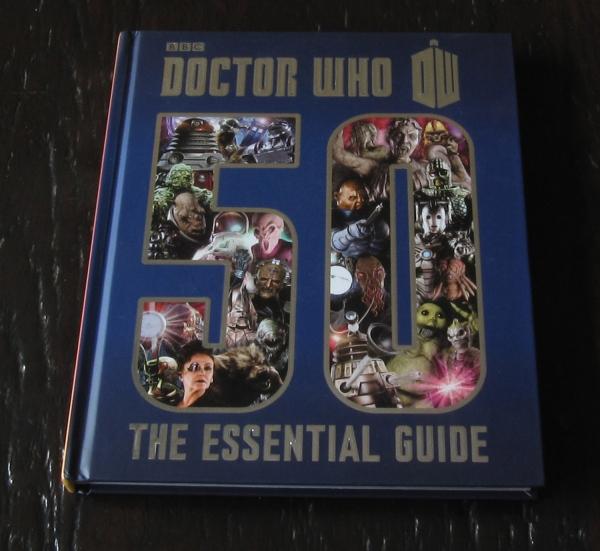 Boekrecensie 'Doctor Who: Essential Guide' #1